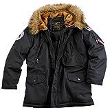 Alpha Industries Polar Jacket, Größe:L;Farbe:black