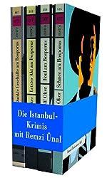 Die Istanbul-krimis Mit Remzi ÜNal: Schnee Am Bosporus; Foul Am Bosporus; Letzter Akt Am Bosporus; Dunkle Geschäfte Am Bosporus
