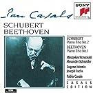 Schubert: Piano Trio No. 2, d. 929 / Beethoven: Piano Trio No. 1, Op. 1:1