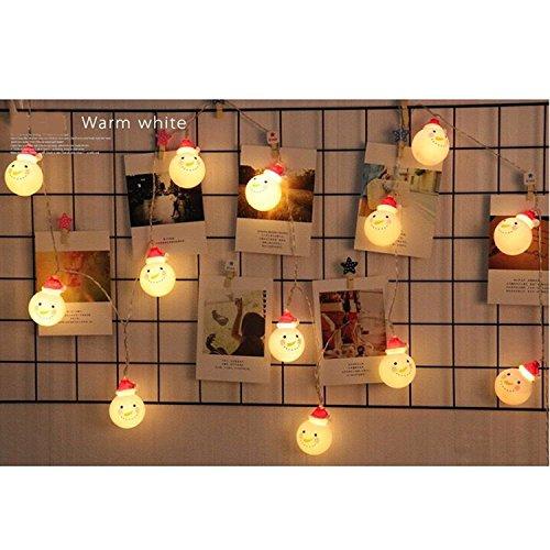 eemann-Design, für den Innen- und Außenbereich, LED-Weihnachtsbeleuchtung mit warmweißem Licht (Ast, Halloween Dekoration)