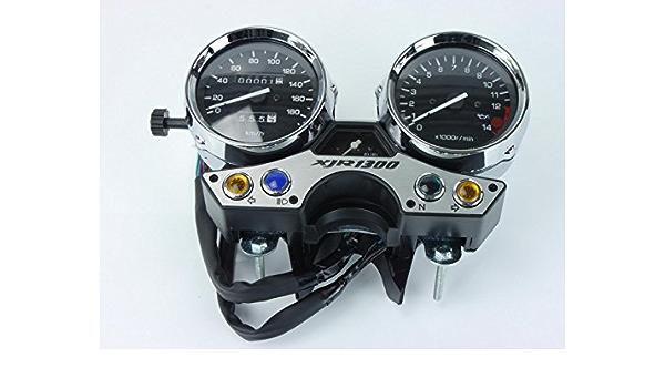 Tacho Kpl Speedometer Passend Für Yamaha Xjr1300 Rp02 Rp06 1999 2003 Auto