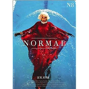 Normal Magazine N 8 l'Art du Nu Vu par les Grands Photographes Mars 2017