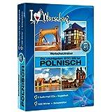 Audiotrainer 1000 Wörter Polnisch: 2 Audio/mp3-CDs + Begleitheft