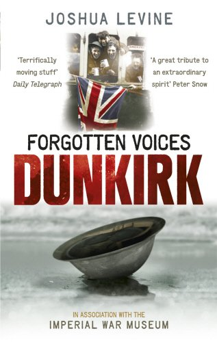 Forgotten Voices of Dunkirk Test