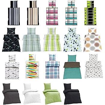 Seersucker Bettwäsche 100% Baumwolle Mit Reißverschluss In Verschiedenen  Größen Und Viele Designs   Seersucker Bettwäsche 135x200 + 80x80 Cm, ... Gallery