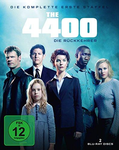 4400 - Die Rückkehrer - Staffel 1 [Blu-ray]