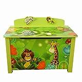 Spielzeugkiste/Truhe Dschungel 66x50x39 cm