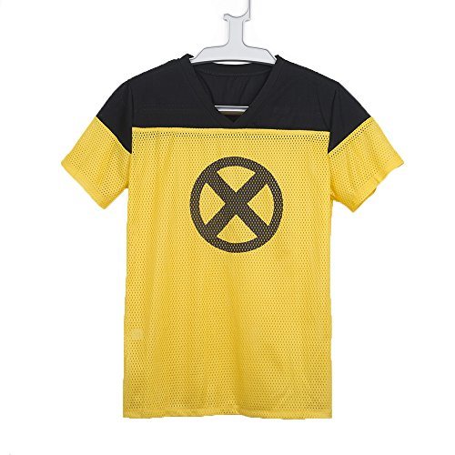 ool T-Shirt, Deadpool Kurzarm Cosplay, Deadpool 2 T-Shirts Hemden Kostüm (XXL) (Man Shirt Kostüme)