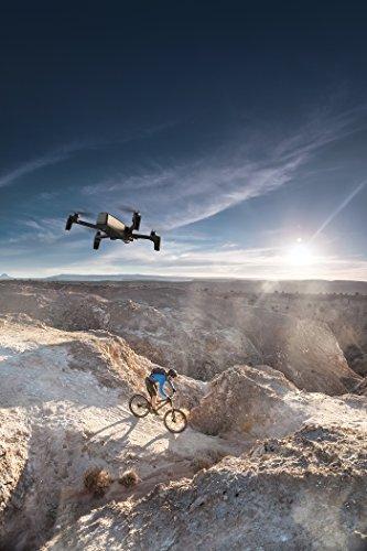 Parrot Anafi Base Drone con Videocamera HDR 4K con Gimbal con Inclinazione a 180°, Nero - 3