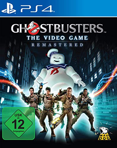 Ghostbusters The Video Game Remastered [Playstation 4] -