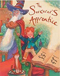 The Sorcerer's Apprentice by Sally Grindley (2006-09-04)