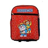 Kuber Industries Doremon School Bag, Bac...