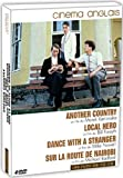 Coffret cinema anglais : another country ; dance with a stranger ; local hero ; sur la route de nairobi