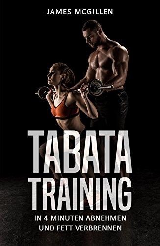 Tabata Training: In 4 Minuten abnehmen und Fett verbrennen