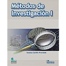 1: Metodos de investigacion/ Methods of Investigation