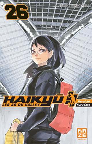 Haikyu !! - Les As du volley T26 par Furudate Haruichi