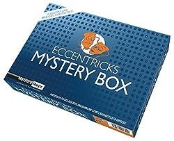 Marvin's Magic 54078 - Zauberkasten Marvin`s Eccentricks Illusionen, Komplettset für Zaubertricks mit Würfeln und Karten, Zauber Set für Magier ab 8 Jahre, mit Link zu detaillierten Beschreibungen