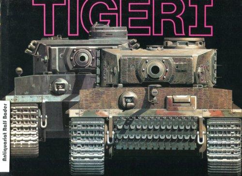 Panzerkampfwagen Tiger I. 50th Anniversary Commemorative Collectors Edition -
