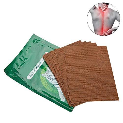 8 stücke Schmerzlinderung Patch, White Tiger Balm Pflaster Rückenschmerzen Nackenschmerzen lindern Relief