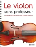 Le violon sans professeur