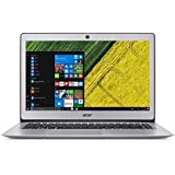 Acer SF314-51 14-inch Laptop (7th GEN Core I5-7200/4GB/256GB/Windows 10 Home 64-bit/Integrated Graphics), Silver