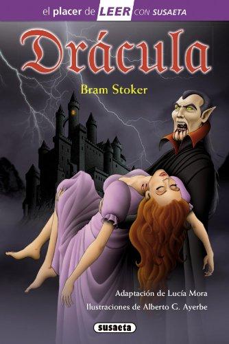 Drácula (El placer de LEER con Susaeta - nivel 4) por Susaeta Ediciones S A