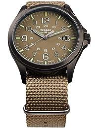 4cf8083d60f81b traser H3 Men´s Wristwatch P67 Officer Pro Gunmetal/Khaki 108631