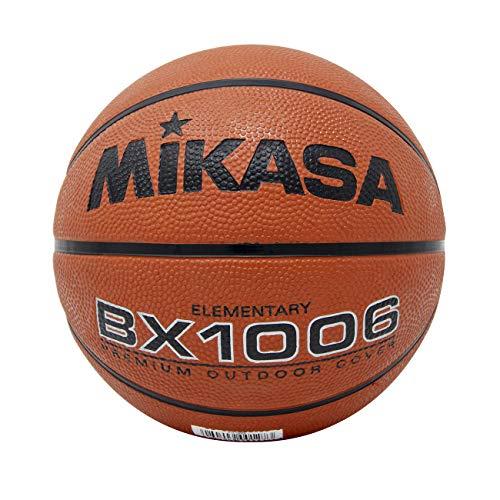 Mikasa BX1000 - Balón de Baloncesto de Goma
