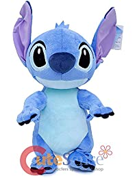 Preisvergleich für Disney Lilo And Stitch Jumbo 17 Plush/Crossbody Bag- Blue