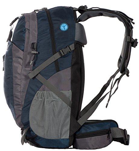 Desert & Mountain - Trekking Rucksack Endeavour - 45 Liter (blau) blau