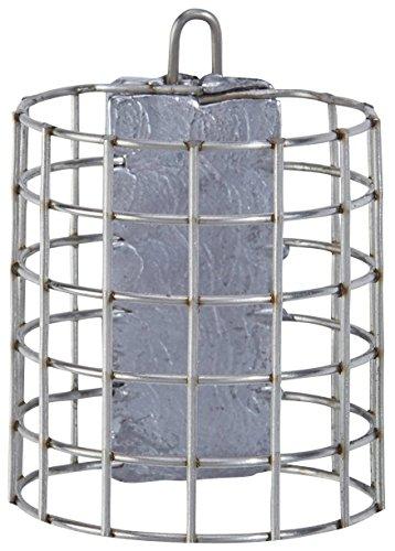 Edelstahl Futterkorb Balzer - Feeder-Angeln - 20-160 g - Auswahl (80 g)