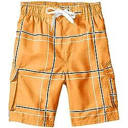 Homme Militaire Cargo Short de Loisir Travail Casual Bermuda Pantalon Court Multi Poches Vintage