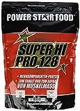 SUPER HI PRO 128, Top-Protein, 1000 g Beutel, Protein-Bestseller von höchster biologischen Wertigkeit 128, Geschmack: Schoko