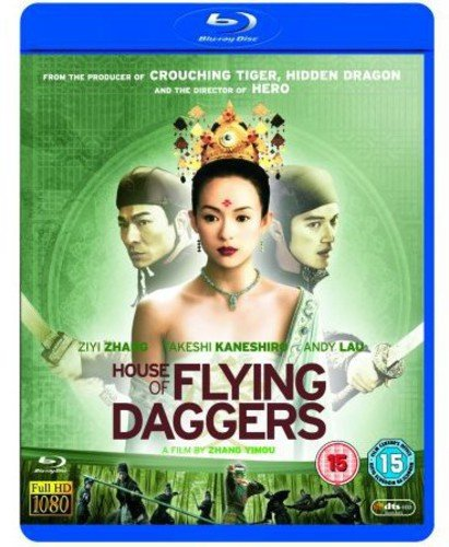 House Of Flying Daggers [Blu-ray] [UK Import]