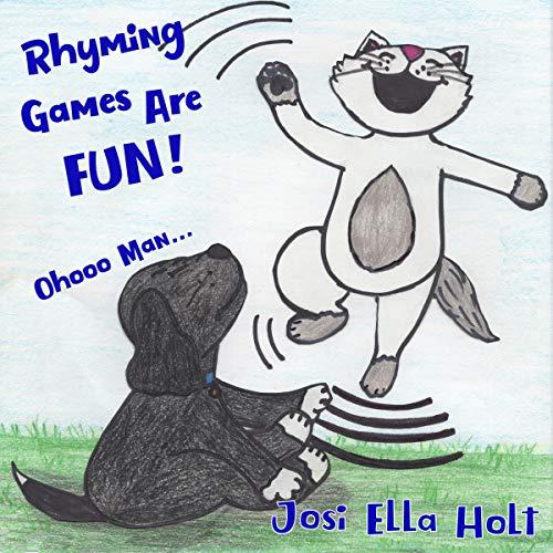 Rhyming Games are FUN (English Edition)