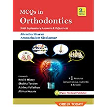 MCQs in Orthodontics 2e