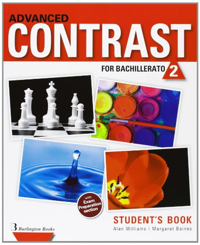 Advanced Contrast For Bachillerato 2. Student's Book