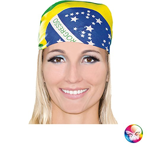Preisvergleich Produktbild Bandana Ertragen Brasilien