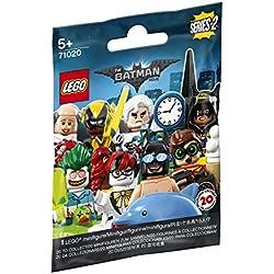LEGO- Mini Figure Batman 2018, 71020, Autre, Norme
