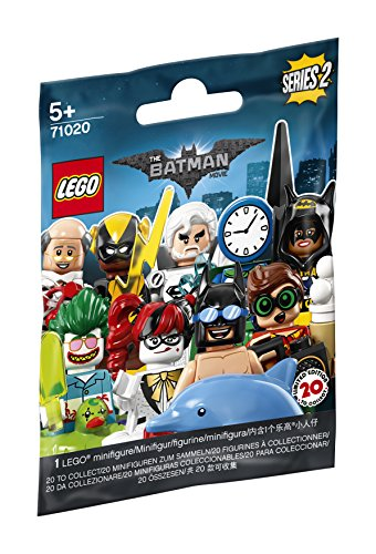 The LEGO Batman Movie Series 2 Variety of Styles (Style Picked at Random)