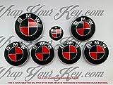 Felgenkappen, Schwarz Emblem