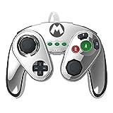 Nintendo Wii U - Gamecube Controller - Metal Mario Design