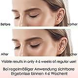 Wimpernserum Ultra Long Lashes 8 ml. MADE IN GERMANY | Steigert und verlängert das Wimpernwachstum | Wimpern-Booster | Wimpernverlängerungsserum für Wimpern und Augenbrauen I Eyelash Enhancer | Eyelash Growth Serum ohne Prostaglandine - 3