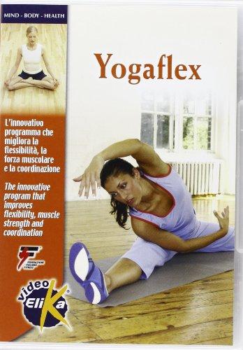 Yogaflex. L'innovativo programma che migliora la flessibilità, la forza muscolare e la coordinazione. Ediz. italiana e inglese. Con DVD (Mind, body, health) por Donato De Bartolomeo