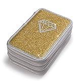 Nici 40953.0 - 3-Fach Federmäppchen, Motiv Diamant