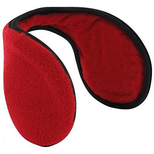 Earband Ohrenschützer Mouse Ohrenschützer (One Size - rot) -