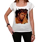 Photo de One in the City George Michael H Melrose Tshirt, George Michael Tshirt, Femme Tshirt par One in the City