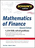 Schaum's Outline of  Mathematics of Finance, Second Edition (Schaum's Outlines)