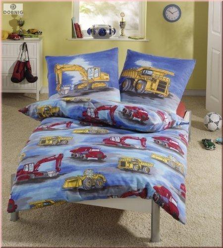 Fein Biber Kinder Bettwäsche