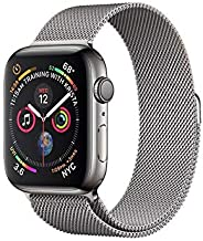 WATCH Compatible Apple Watch Band 42/44mm Series SE/6/5/4,Stainless Steel Metal For iWatch bands Multiple Colo